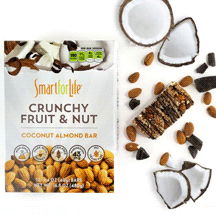 SmartforLife: 10% Off Fruit & Nut Bars