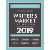 WritersDigestShop: 20% Off Writer's Market Deluxe Edition 2019