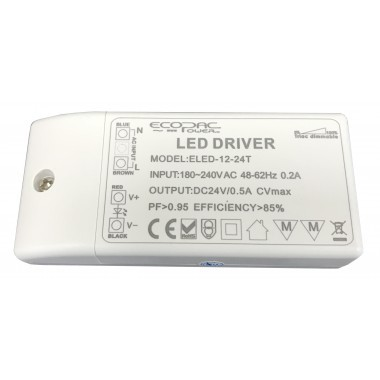 Wholesale LED Lights: 25W Dimmable LED Driver For £27.50
