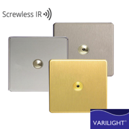 Wholesale LED Lights: Varilight V - Pro IR Screwless 1 - Gang Master Dimmer / Slave Unit For £27.66