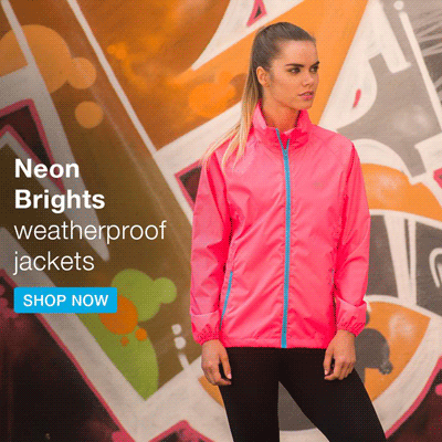 Target Dry: Mac In A Sac Neon Jacket For £29.99